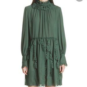 See by Chloe eyelet dress 34